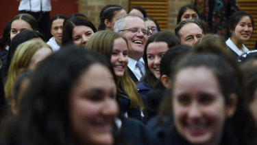 The Prime Minister attended a batyr youth mental health workshop, and announced $2.78 million in funding for the organisation.